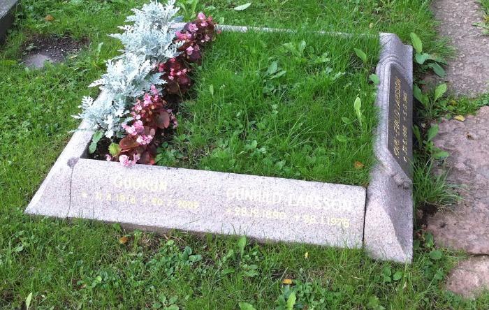 WiLa Stenhuggeri tillverkar gravram med namn i olika stilar och material